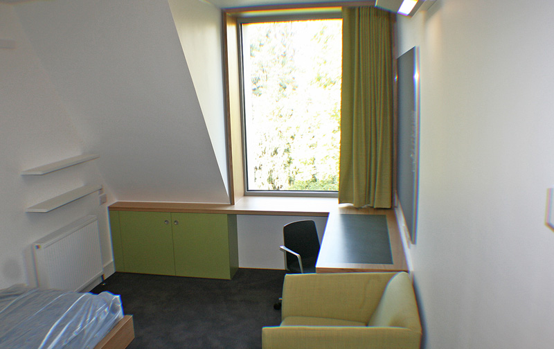Furniture Group Contracts Girton College Case Study